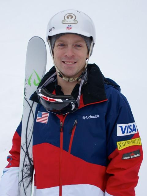 Bryon Wilson ID ONE USA MOGUL SKIER