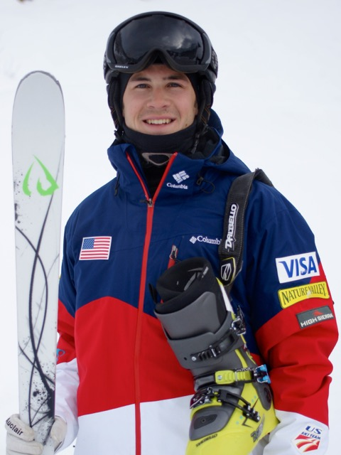 Troy Murphy ID ONE USA MOGUL SKIER