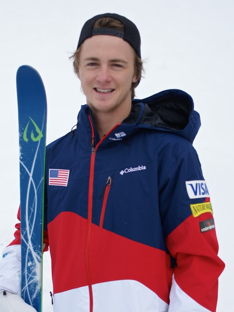 Tom Rowley ID ONE USA MOGUL SKIER